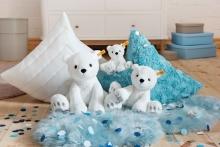 Steiff Polar Bear Lasse 35cm white