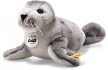 Steiff Baby Seal Sheila 23cm grey