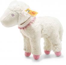Steiff Lamb Liena 18cm white/pink