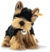 Steiff Yorkshire Terrier Herkules 24cm brown/black