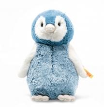 Steiff Penguin Paule 22cm blue/white