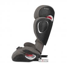 Cybex Platinum Solution Z-Fix PLUS Soho Grey