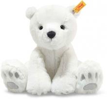 Steiff Polar Bear Lasse 28cm white
