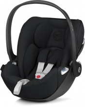 Cybex Platinum Cloud Z i-Size Deep Black