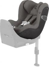 Cybex Platinum Sirona Z I-Size PLUS incl. SensorSafe Soho Grey Reboarder