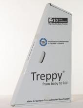 Treppy 2026 indigo highchair