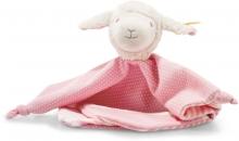 Steiff Cuddly Cloth lamb Liena 28cm white/pink