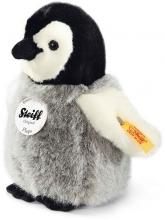 Steiff Pinguin Flaps 16cm grau/weiß