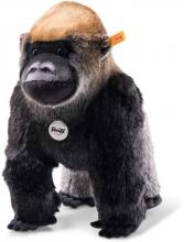 Steiff Gorilla Boogie 35cm grau