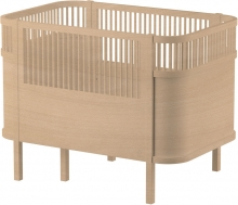 Sebra The Sebra Bed - Baby & Jr. - Wooden Edition Beechwood
