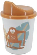 Sebra Melamine sippy cup Wildlife