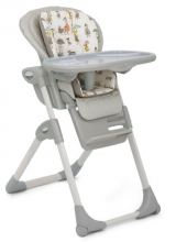 Joie Mimzy 2in1 highchair In the Rain