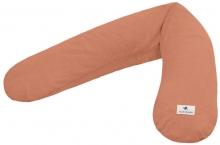 Zöllner Terra muslin nursing pillow terra 190cm