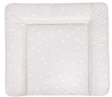 Zöllner Changing mat Softy Foil stars beige 75x85