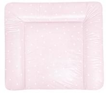 Zöllner Changing mat Softy Foil stars rose 75x85
