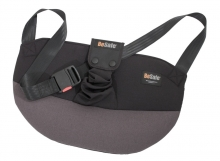 HTS BeSafe Pregnant Pregnancy Belt black
