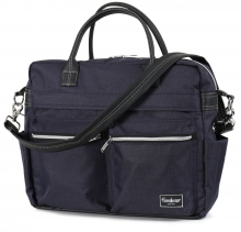 Emmaljunga Changing bag travel lounge navy eco