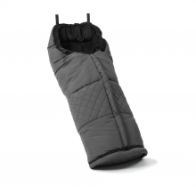 Emmaljunga Footmuff Lounge grey