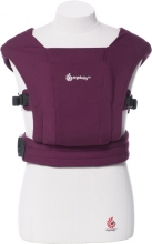 Ergobaby Embrace baby carrier Burgundy Red