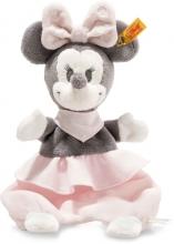 Steiff 290176 Cuddly Cloth Minnie Mouse 29 grey/rose/white
