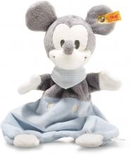 Steiff 290169 Cuddly cloth Mickey Mouse 29 grey/blue/white