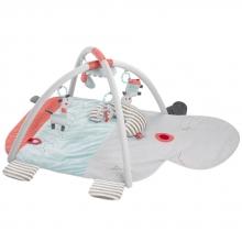 Fehn 059014 3-D activity quilt hippo
