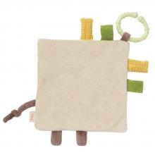 Fehn Fehn 059168 Crinkle toy giraffe with ring