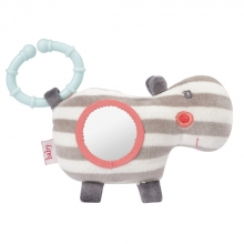 Fehn 059175 mini hippo with ring