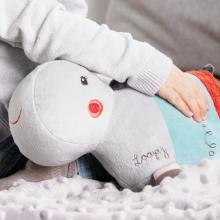 Fehn 059199 cuddly toy Hippo XL