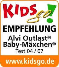 Alvi Sleeping bag Baby-Mäxchen® Outlast®