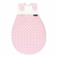 Alvi Outer sleeping bag Baby-Mäxchen® Outlast® 62/68 Little Hearts