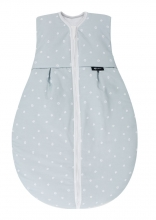Alvi Summer sleeping bag Molton 80 cm Shell blue