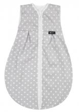 Alvi Summer sleeping bag Molton 80 cm Stars silber