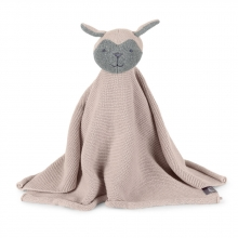 Sterntaler knitwear cuddle cloth medium sheep pink