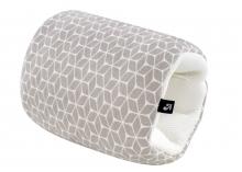 Alvi Nursing pillow to go Graphic taupe