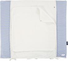 Alvi Changing mat+cover set bellybutton Classic Line Lion blue 70x85 cm