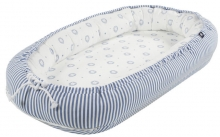 Alvi 403999821 Sleeping nest bellybutton Classic Line lion blue