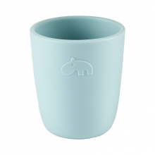 Done by Deer Silicone mini mug blue