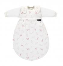 Alvi Baby-Mäxchen® 3 pcs. Super-Soft 56/62 Flamingo