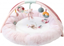 Nattou Iris&Lali Padded playmat with play bow