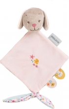 Nattou Small comforter Iris&Lali Lali the Dog