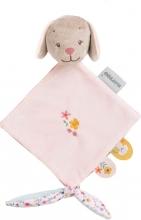 Nattou Small comforter Iris&Lali Lali the Dog