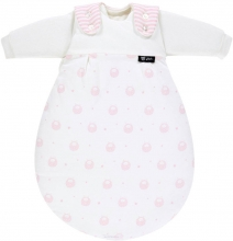 Alvi Baby-Mäxchen® 3 tlg. 56/62 bellybutton Classic line Sheep pink