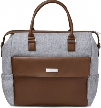 ABC Design changing bag Jetset graphite grey