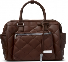 ABC Design changing bag Style dark brown