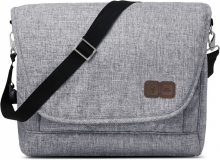 ABC Design changing bag Easy graphite grey