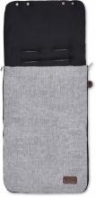 ABC Design Summer footmuff graphite grey