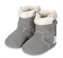 Sterntaler 55174 baby shoe stonegrey size 15/16
