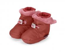 Sterntaler 5101521 Babyshoes size 15/16 col. 796 rubin