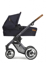 Mutsy Evo Deep Navy  - carrycot with stroller